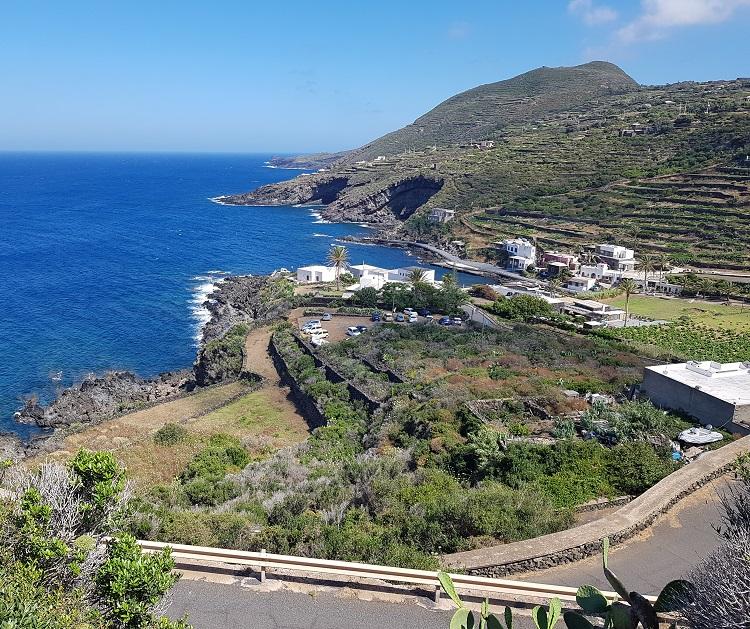 Cala Gadir Pantelleria