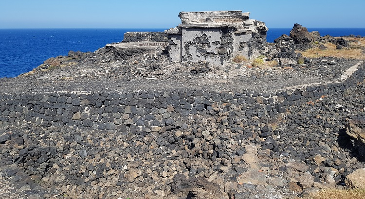 pantelleria guns second world word