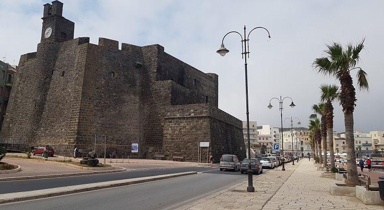Castello Barbacane