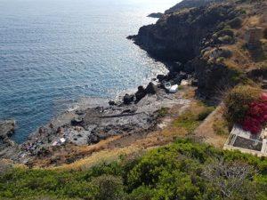 η ακτή Nika