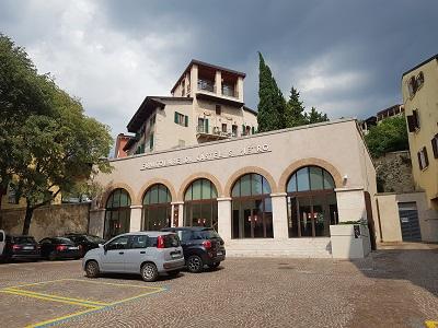 Funicular of Castel S. Pietro