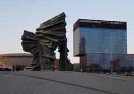 Το μνημείο των ανταρτών της Σιλεσίας