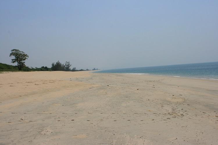 Nabule beach