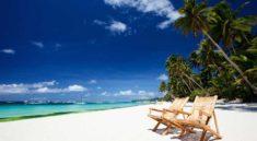 όμορφη παραλία στις Φιλιππίνες