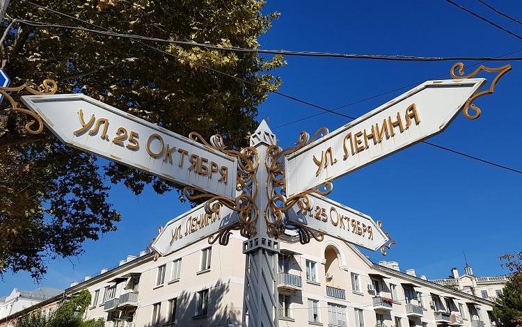 Κεντρική Διασταύρωση λεωφ. 25ης Οκτβωρίου και λεωφ. Λένιν