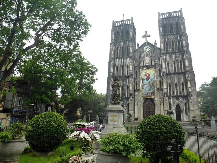 Ο καθεδρικός ναός St Joseph's