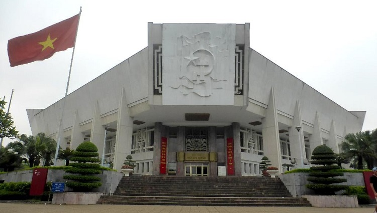 Ho Chi Minh's museum