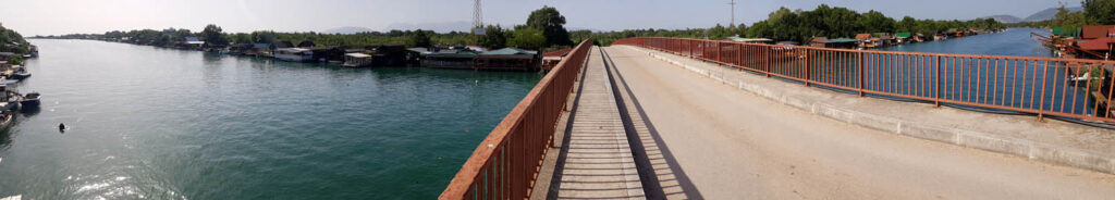 bridge to Bojana