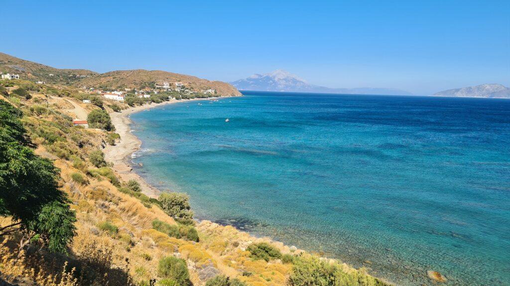 Παραλία Φάρος στην Ικαρία