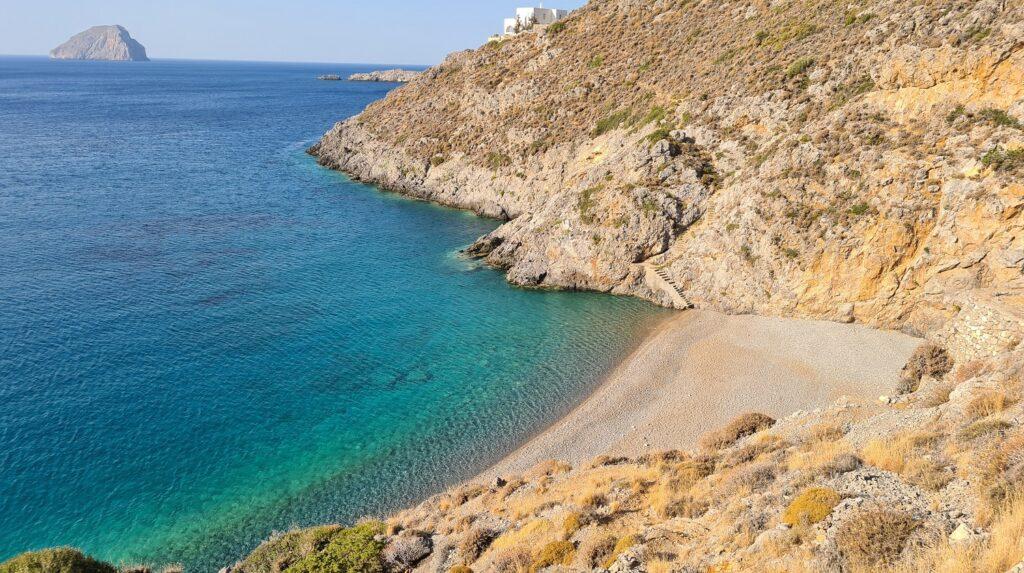Παραλία Σπαραγαρίο, Κύθηρα